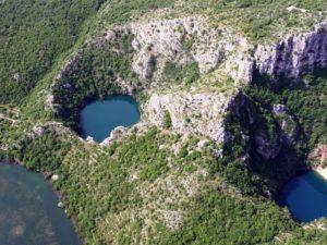 Nastavak uređenja staza oko jezera u općini Lokvičići