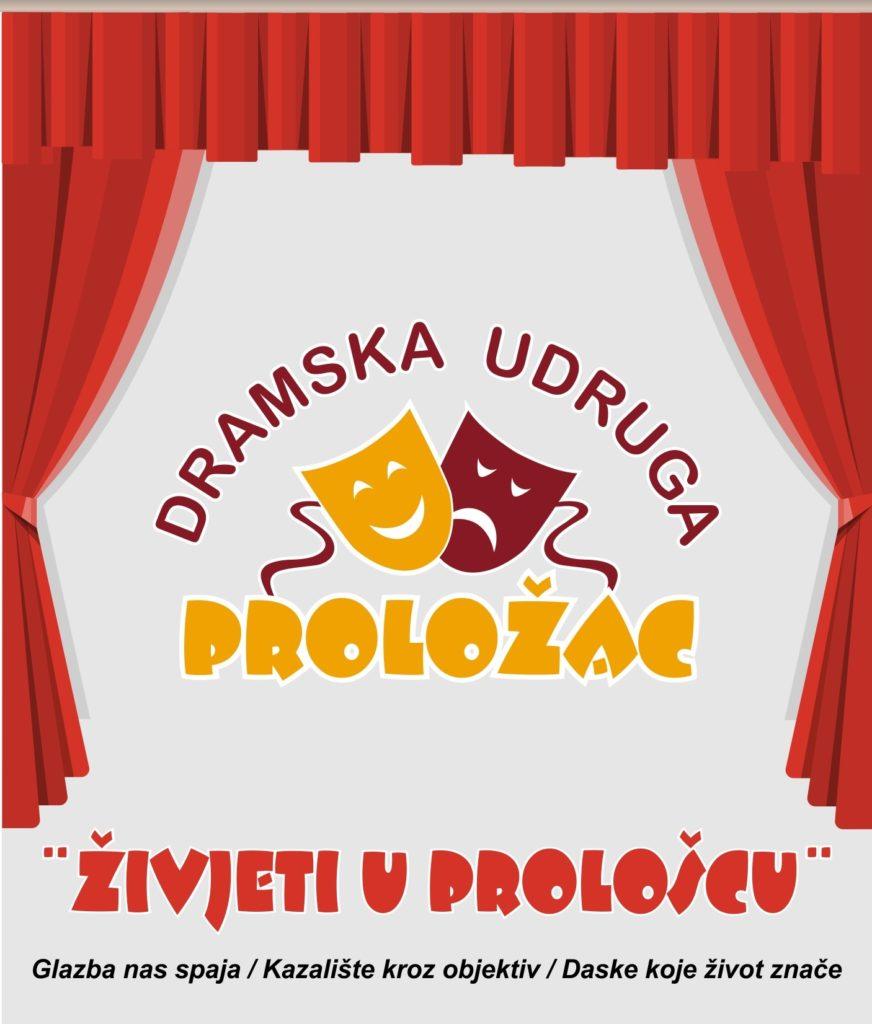 Dramska udruga Proložac otpočela sa provedbom projekta 'Živjeti u Prološcu'