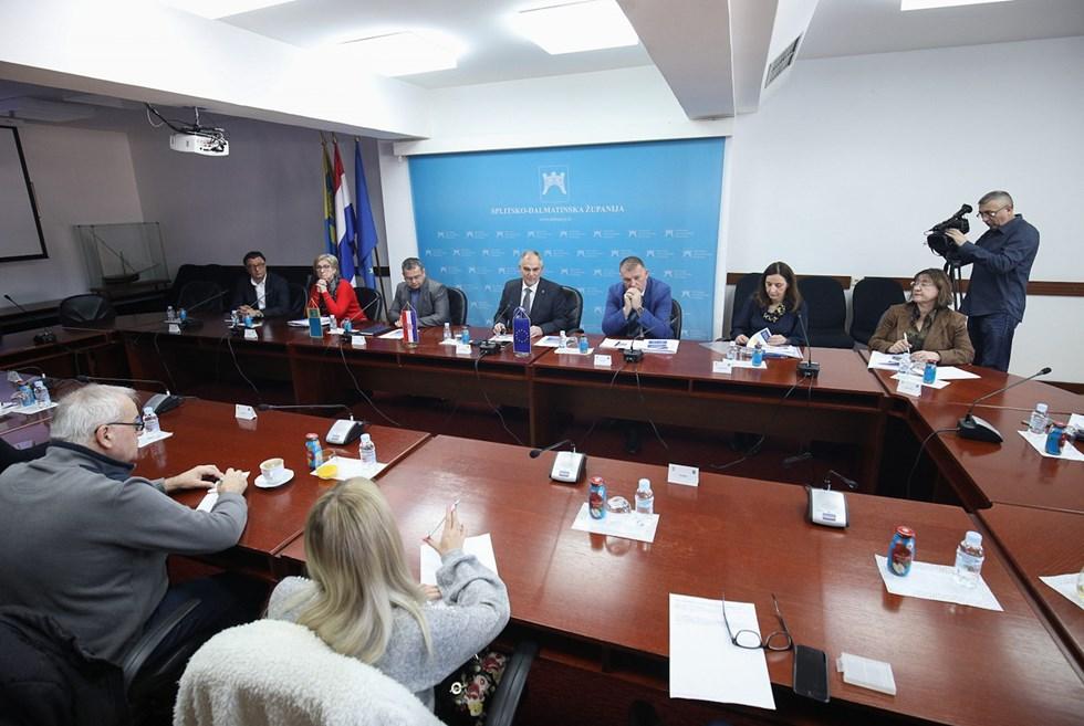"""Predstavljene poticajne demografske mjere Splitsko dalmatinske županije """"Tu je tvoj dom"""""""