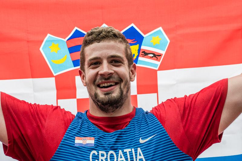 Ivan Katanušić oborio europski rekord