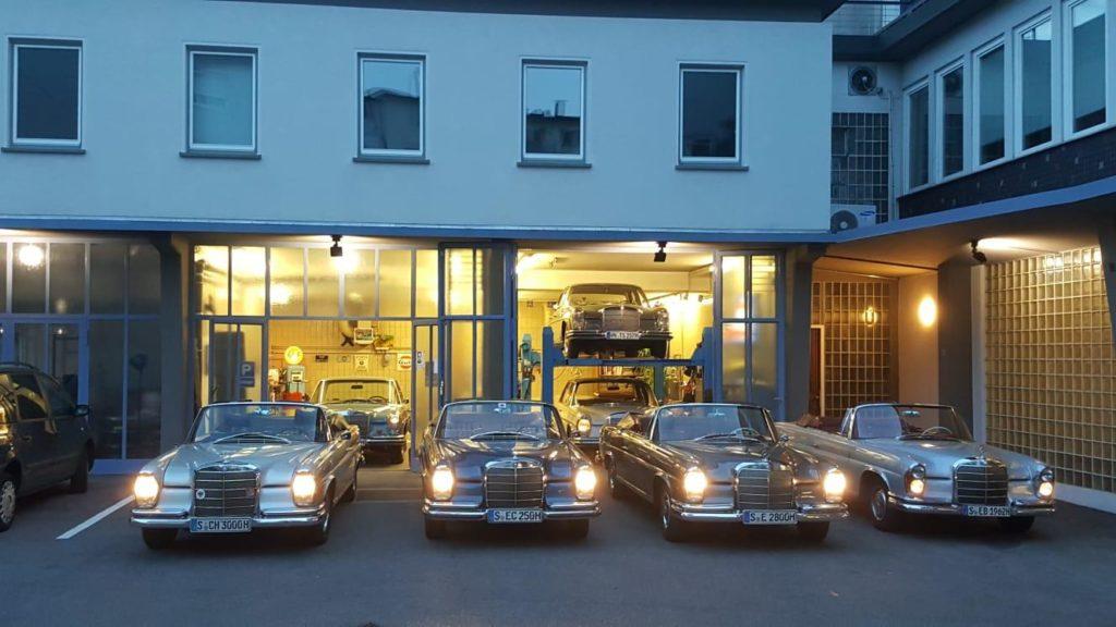 U svibnju izložba Mercedesovih oldtimera u Imotskom