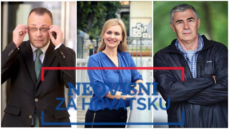 Osnivačka skupština Gradske organizacije Imotskog stranke Neovisni za Hrvatsku