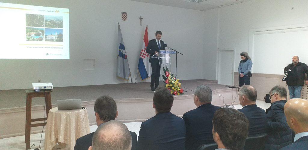 Predstavljena Strategija razvoja turizma Imotske krajine do 2025.godine