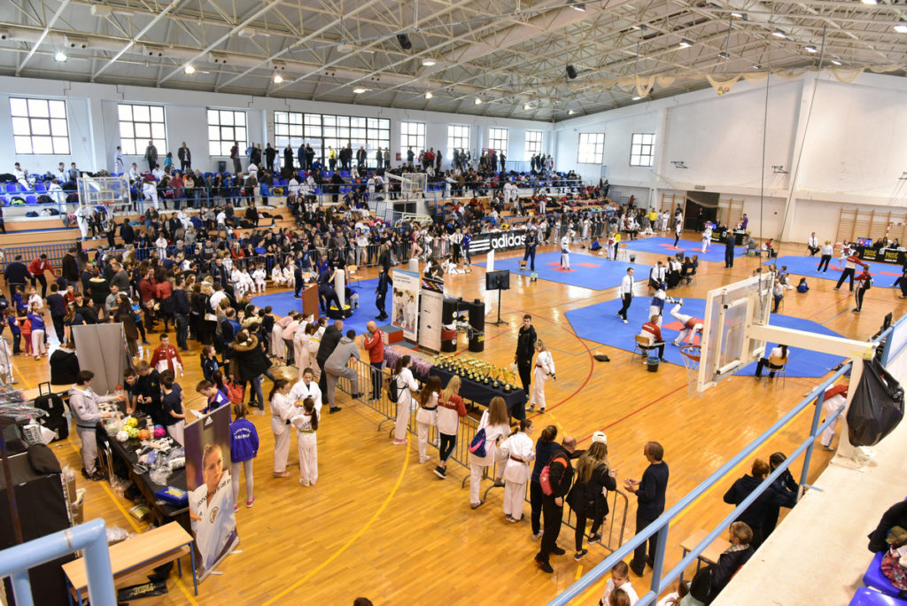 "13. Memorijalni taekwondo turnir ""Josip Jović"""