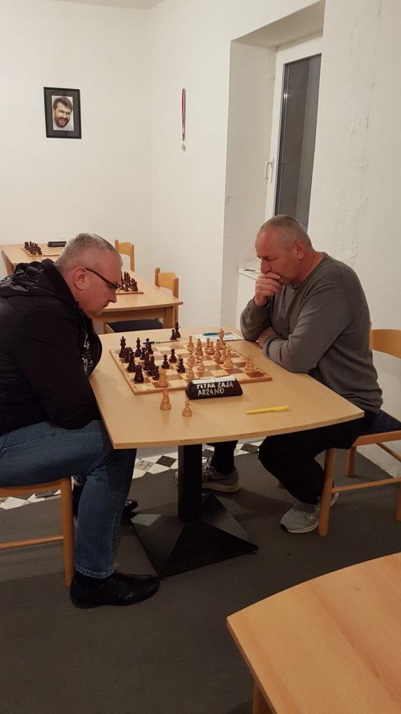 U Aržanu održan 1. Šahovski klupski turnir