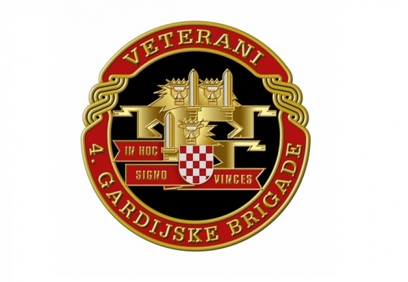 28. obljetnica 4. gardijske brigade