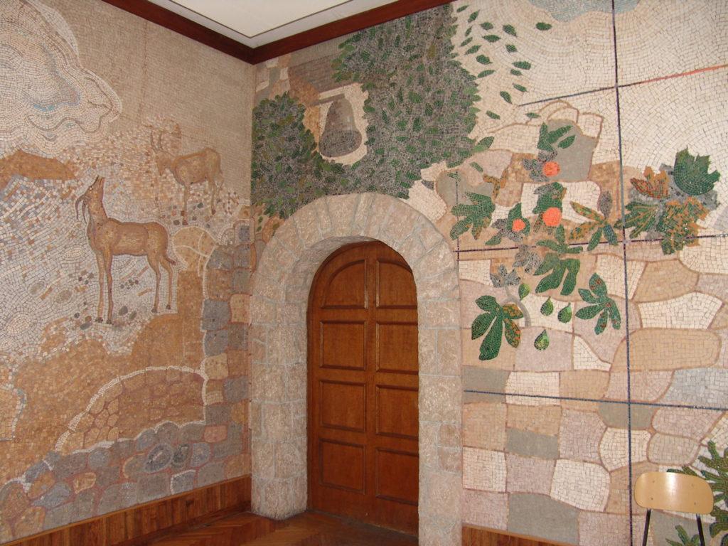 """Mozaik dvorane """"Imote"""" stavljen pod zaštitu"""