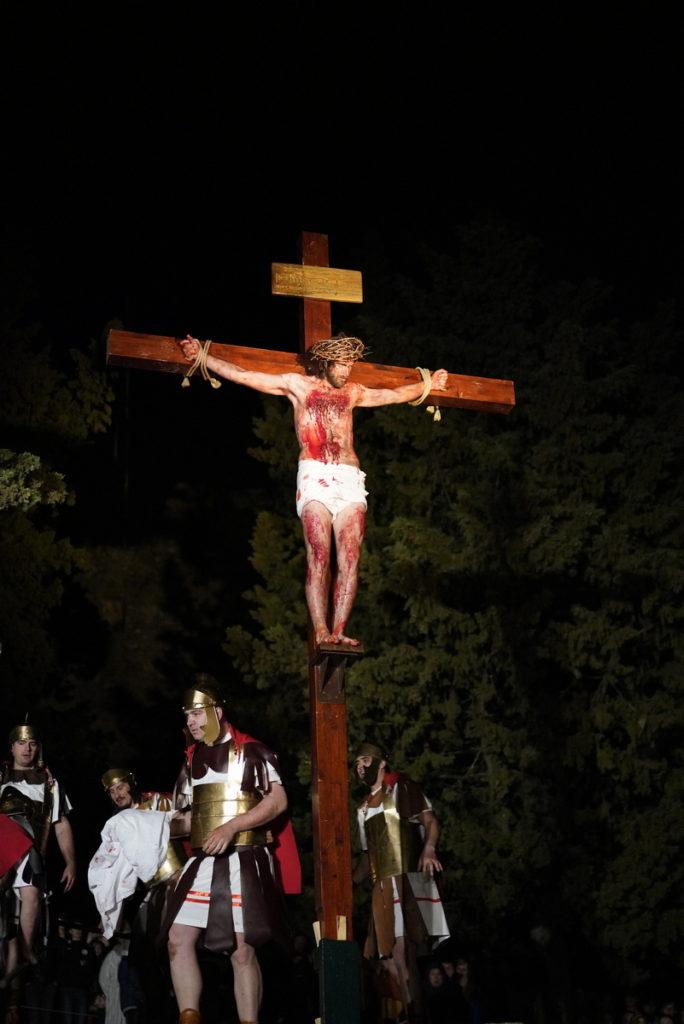 Prikaz Živih slika Muke Isusove protekao u najboljem redu