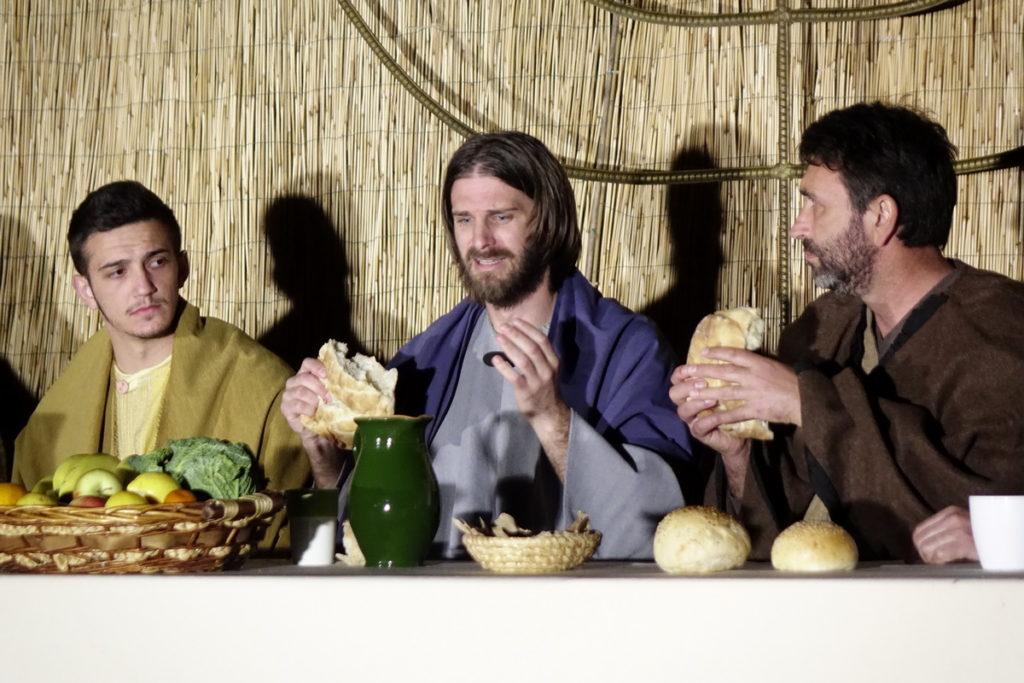 I ove godine Žive slike Muke Isusove