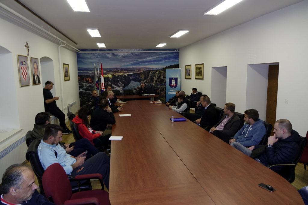Odgođena skupština NK Imotskog