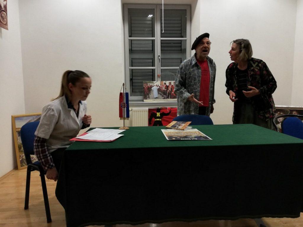 Noć knjige održana u Imotskom
