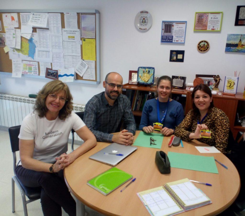 Zmijavačke učiteljice na job shadowingu u Španjolskoj