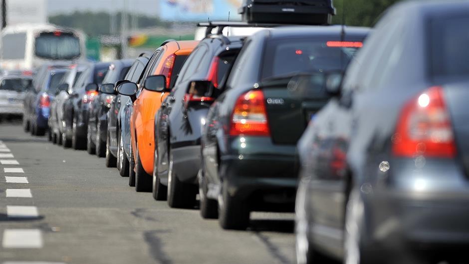 Pojačan promet na svim dionicama, posebno prema graničnim prijelazima