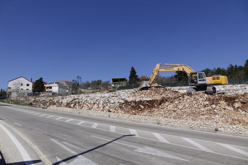 Počeli radovi na izgradnji postaje granične policije