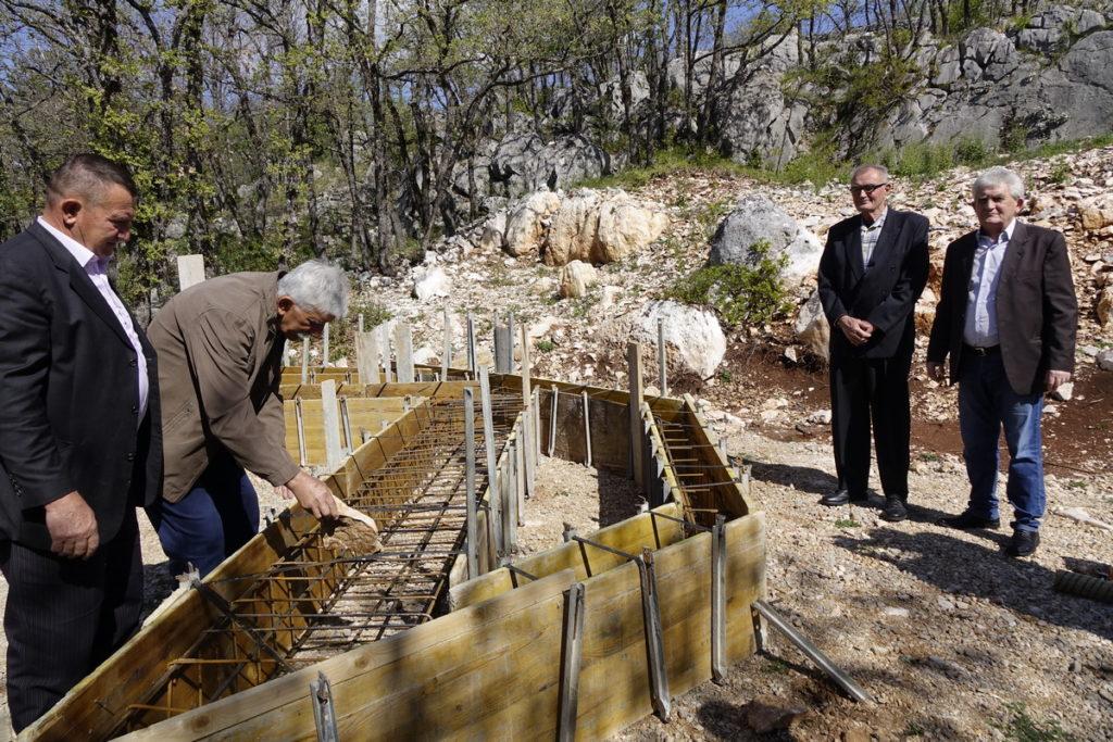 Započeo projekt izgradnje Spomen obilježja poginulim Vinjančanima