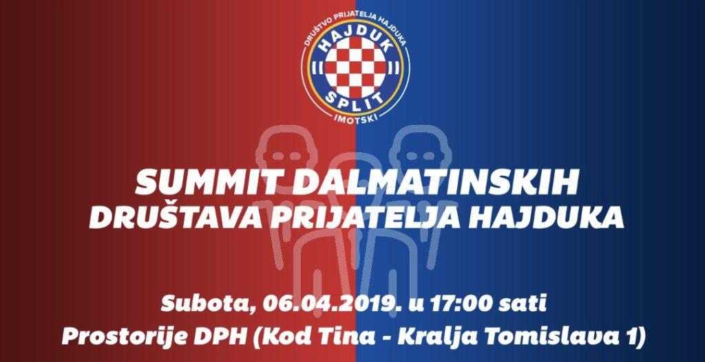Summit DPH-ova iz Dalmacije i NH u Imotskom