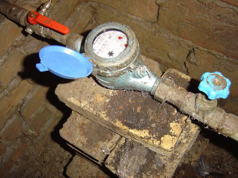 Izmjena vodovodnih instalacija u Glavini Donjoj