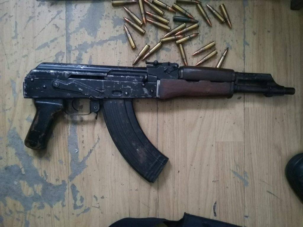 Imotski: Priveden zbog nedozvoljenog posjedovanje oružja