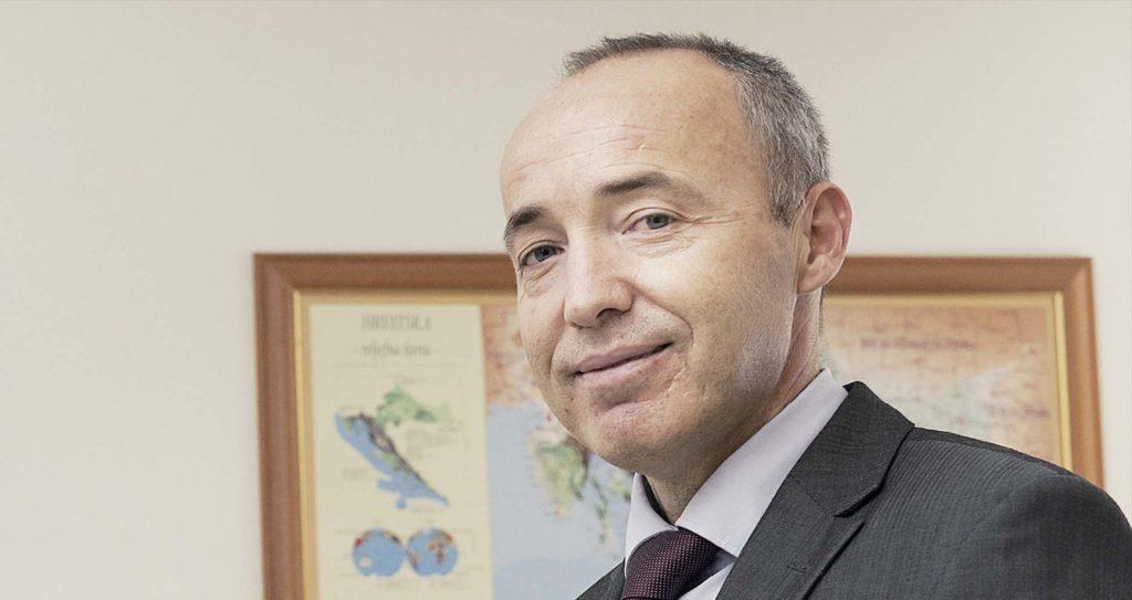 Ministar obrane Damir Krstičević danas u Drumu