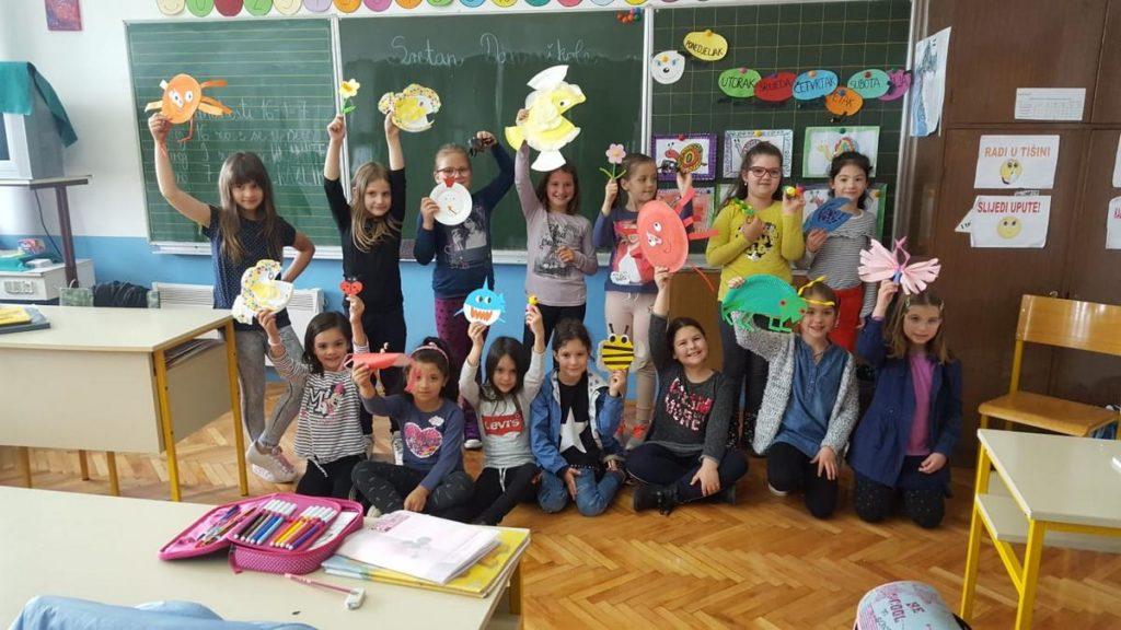 Svečano proslavljen Dan škole