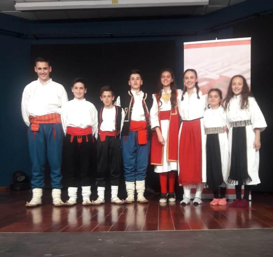 Hasanaginica na Međunarodnom dječjem festivalu u Šibeniku