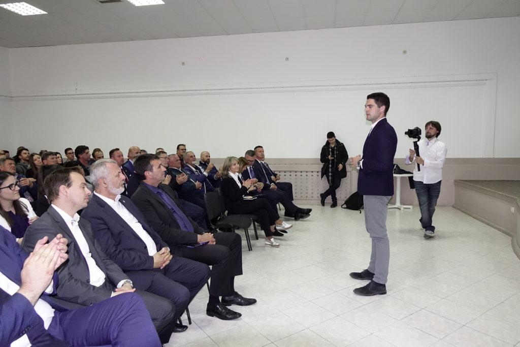 Imoćanima se predstavili HDZ-ovi kandidati za EU parlament