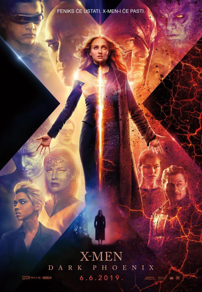 KINO MEDITERAN: Sutra i u petak X-men