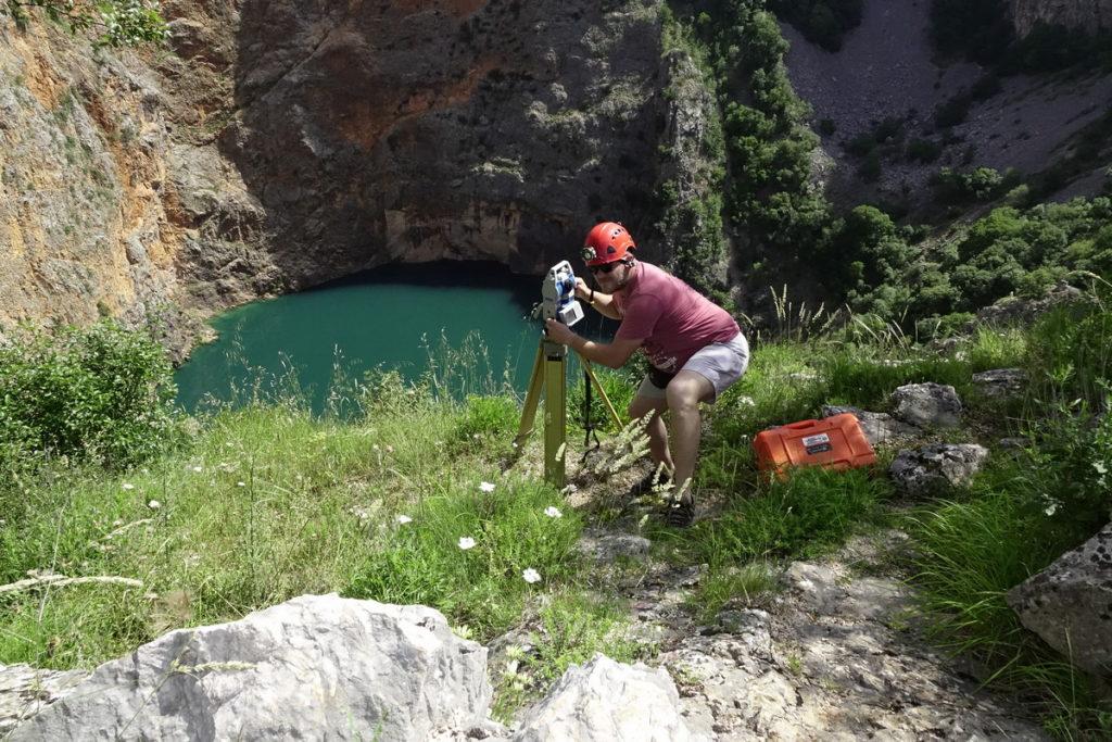 Izmjeren vodostaj u Crvenom jezeru