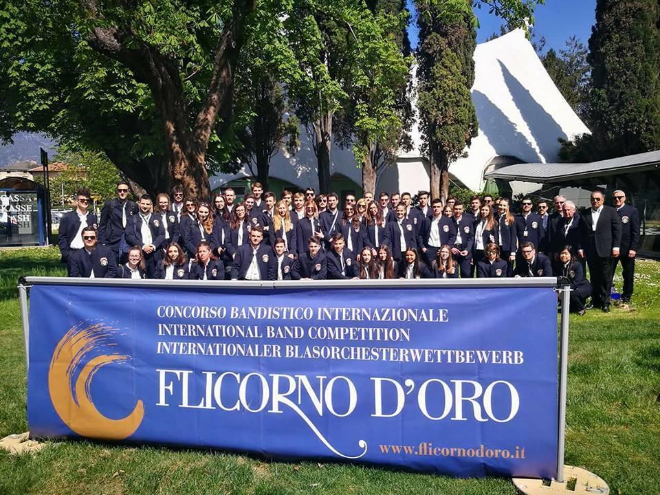 HPO Gradska glazba Imotski nastupa na državnom natjecanju