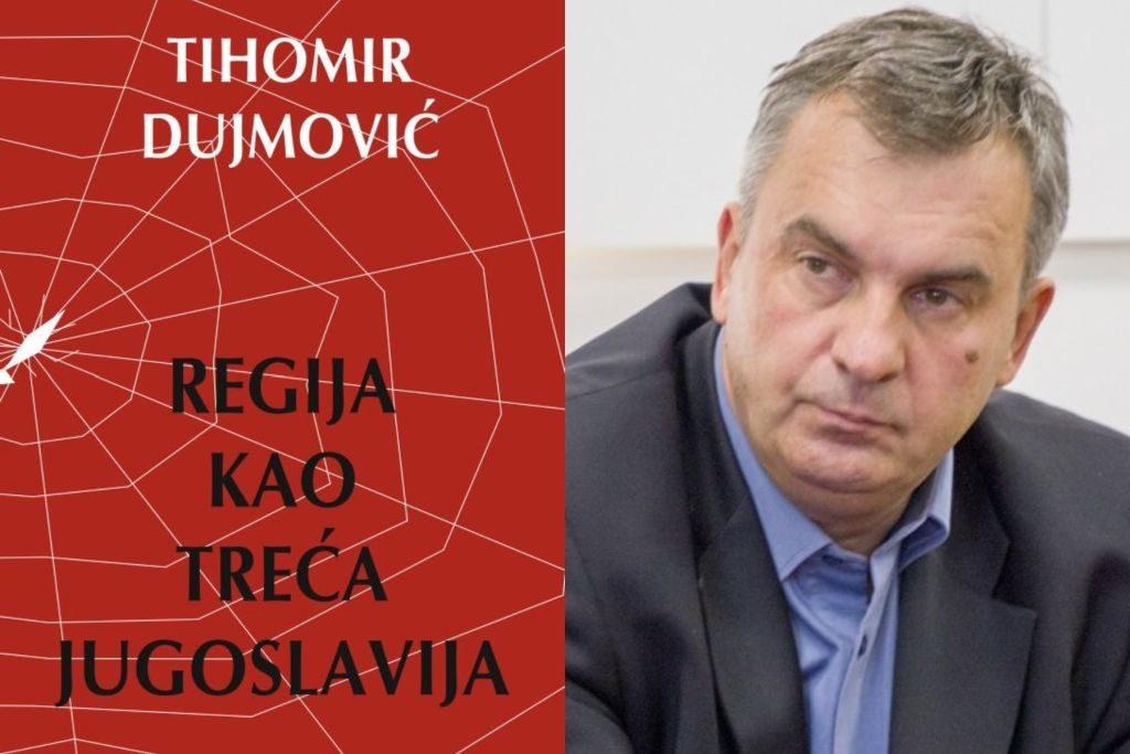 """Predstavljanje knjige """"Regija kao treća Jugoslavija"""" u POU Imotski"""
