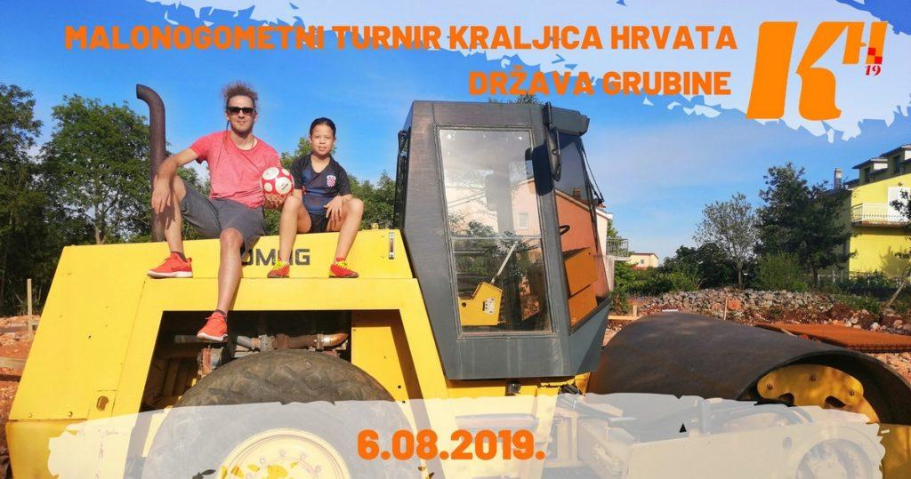 """Uskoro započinje malonogometni turnir """"Kraljica Hrvata 2019."""""""