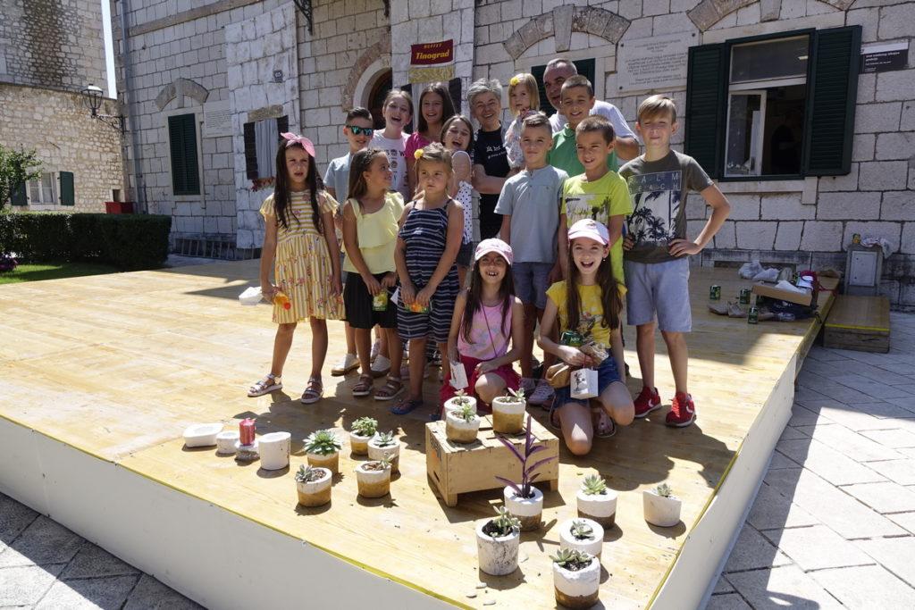 Volonterska akcija djece iz Krivodola