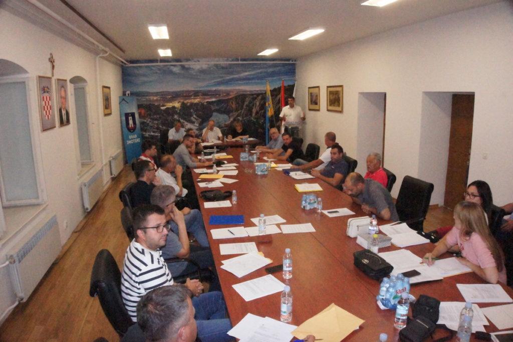 Održana sjednica Gradskog vijeća