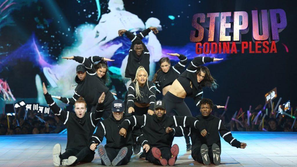 "Kino Mediteran: Večeras ""Step up: Godina plesa"""
