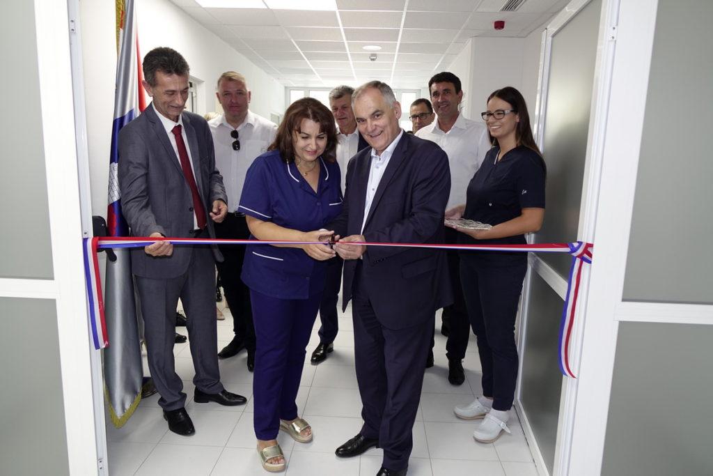 Službeno otvoren stacionar za palijativnu skrb u imotskom Domu zdravlja