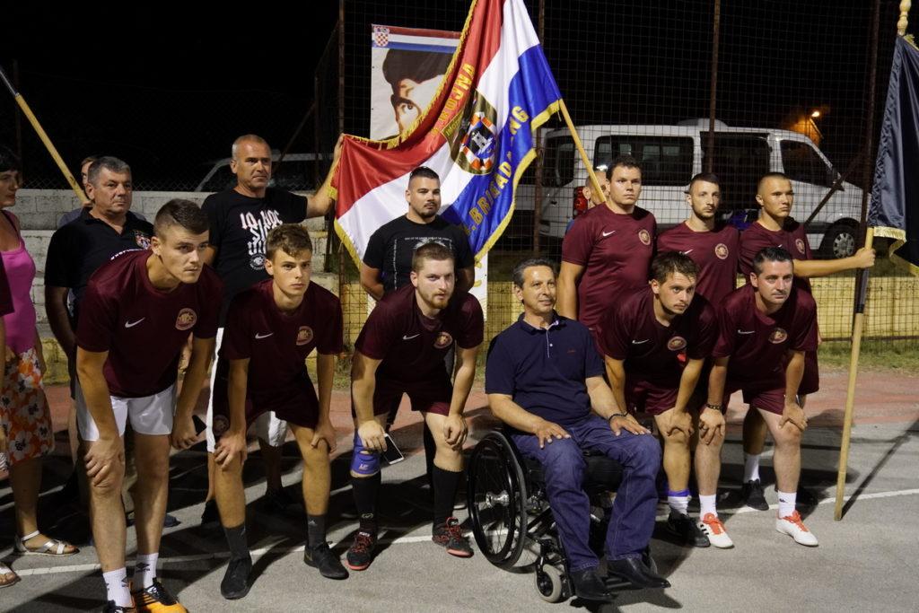 """Održan memorijalni turnir """"Josip Jović"""""""