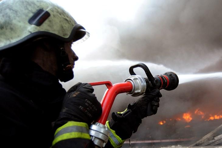 Hršćevani: U požaru objekta zatečena preminula osoba