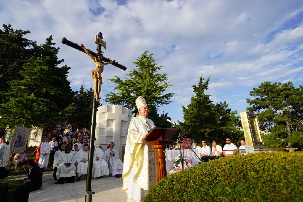 Imoćani proslavili blagdan Gospe od Anđela – euharistijska slavlja, svečana sjednica i brojni gosti
