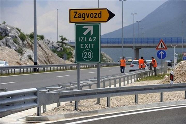 Vozači, oprez! Zatvara se dionica A1 od Zagvozda prema Zagrebu