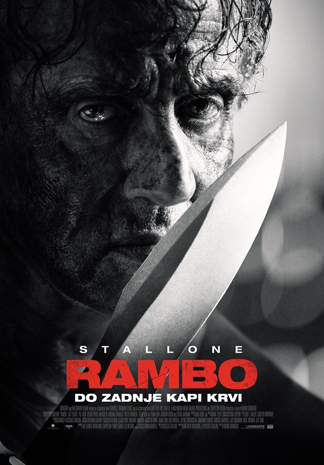 KINO MEDITERAN: 'Rambo: Do zadnje kapi krvi' i 'Janko Strižić Film: Farmagedon'