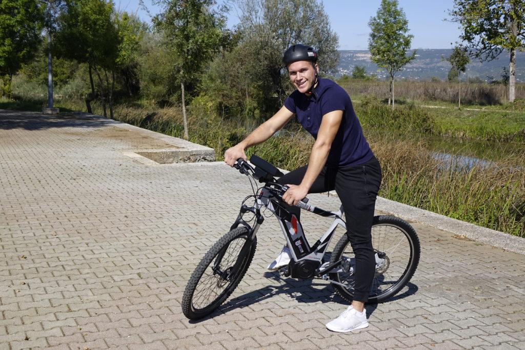 Fenomenalan izum mladog inovatora iz Runovića: Bicikl koji priča
