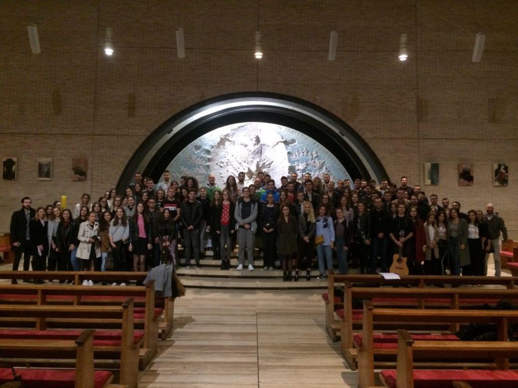 Misa za studente i mlade Imotske krajine u Zagrebu