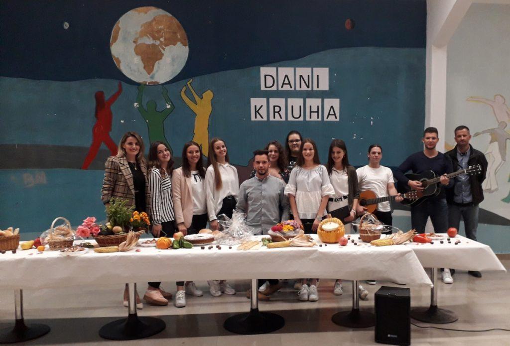 Obrtničko-industrijska i Tehnička škola Imotski svečano obilježile Dane kruha