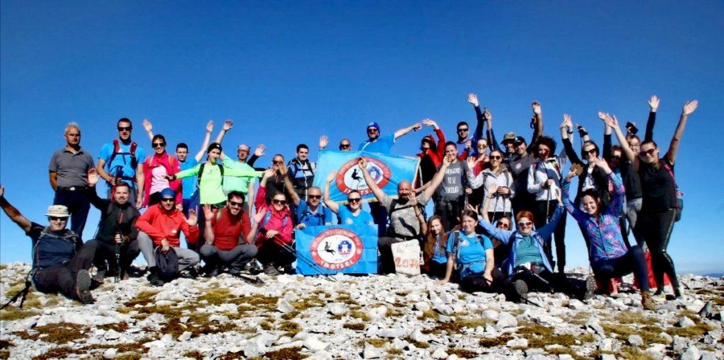 Organizira se planinarska škola