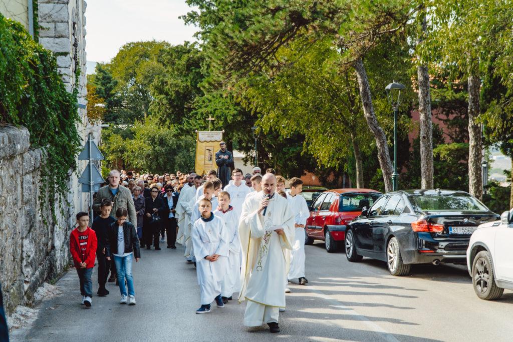 Svečano obilježen blagdan sv. Franje