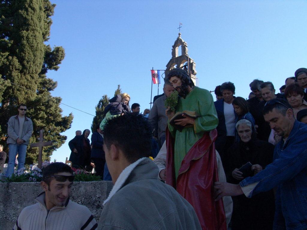 Podbablje slavi blagdan sv. Luke i Dan općine