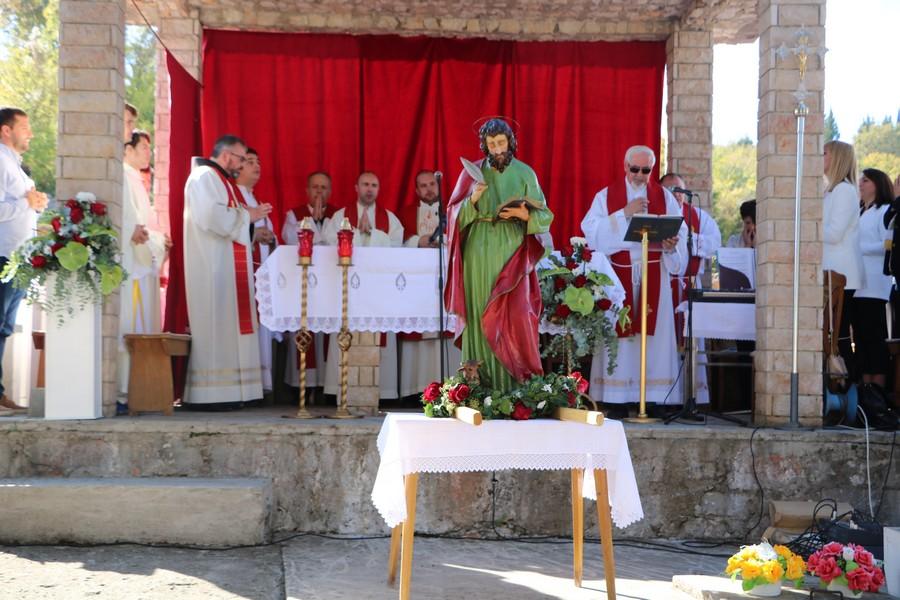 Svečano obilježen blagdan sv. Luke