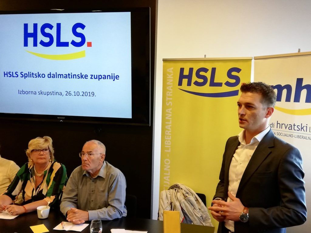 Toni Garac novi je predsjednik županijskog HSLS-a