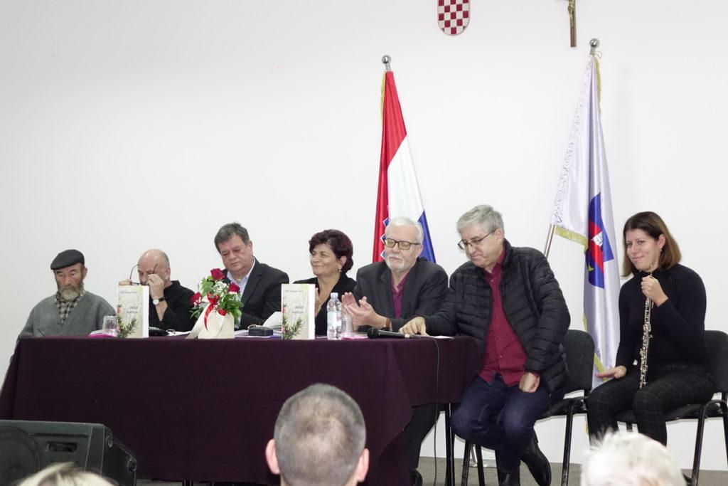 Promovirana zbirka pjesama Ivana Bitange Šujana