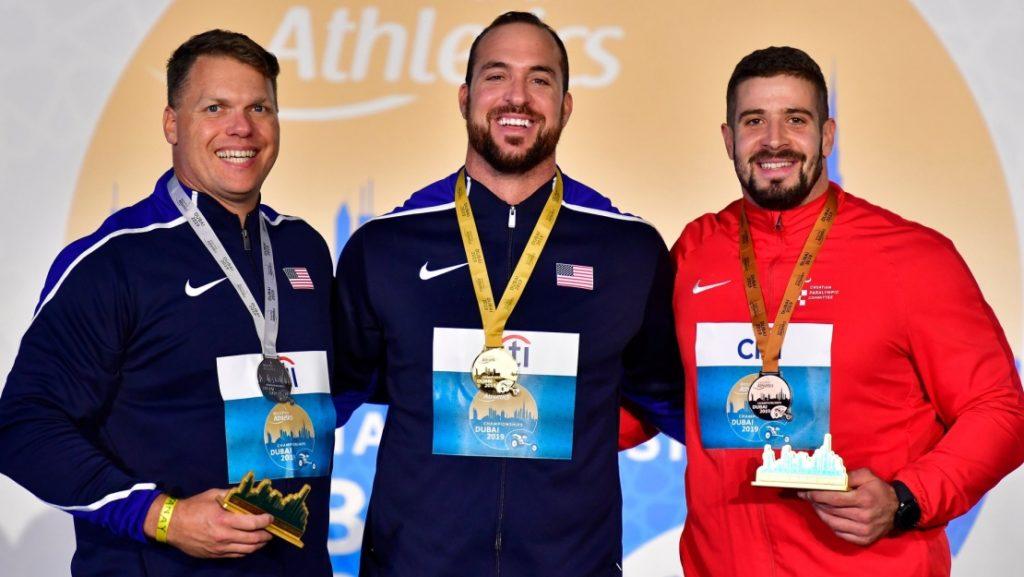 Ivan Katanušić osvojio broncu na Svjetskom prvenstvu